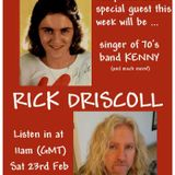 Lady Starduzts Wall of Sound with Rick Driscoll 23rd Feb 2013