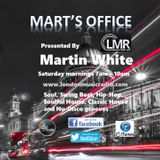27.01.18 Mart's Office London Music Radio
