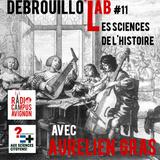 Débrouillo'Lab #11 avec Aurélien Gras - 11/03/2014