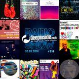 DEEPINSIDE RADIO SHOW 014 (Louie Vega Artist of the week)