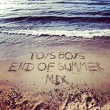 Toys Boys End of Summer Mix