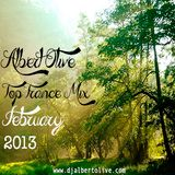 Albert Olive - Top Trance Mix February 2013
