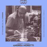 Andrea Moretti@SUD 1 June 2018