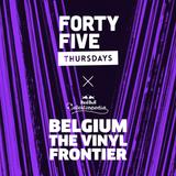 Vinyl Set Construkted (Vinyl Thursdays, Forty Five, May 19, 2016)
