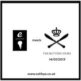 THE BUTTERY STORE x EDIFEYE RADIO