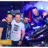 Partydul KissFM ed446 vineri - ON TOUR After Eight Cocktail Club Cluj-Napoca cu Dj Jonnesseu si Aner