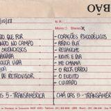 Cassette Mania vol. 1 - Lobão no Chá das 5 Transamérica 1988