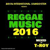 REGGAE MUSIC 2016