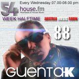 Week Halftime Austria Music Show 88 von Guenta K