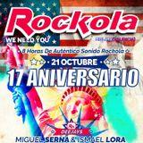 Miguel Serna @ Rockola Mislata (17º Aniversario, 21-10-17)