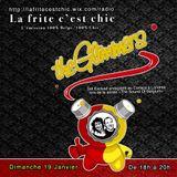 La Frite C'est Chic reçoit pour sa deuxième émissions leurs parrains The Glimmers