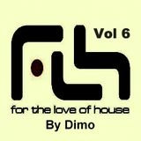 For The Love Of House  Vol 6- Session We Just Deep.