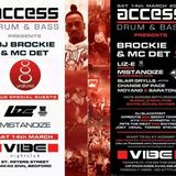 Access DNB 14th March Promo Mix by 'Blackfoot'