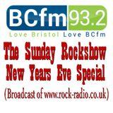 Sunday Rockshow New Years Special Dec 31st 2017 - LISTEN AGAIN