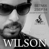 WILSON @ Progression 02SEP14 setmix -deephouseparade