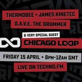 Live From Hackney with ThermoBee, James Kinetec, D.A.V.E. the Drummer & Chicago Loop (Apr 2016)