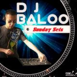 Dj Baloo Sunday set nº70 to nº73 B-day Baloo techno live all night long