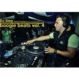 DJ Step - Boogie beats mix vol.4