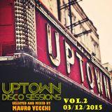 Uptown Disco Session #4 (U-FM Radio)