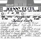 Johnny Rocks KTU Funhouse Set 1 - Air Date: 11/21/98 Hosted by: Rocco