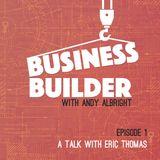 Ep. 1 – A Talk with Eric Thomas (2013)