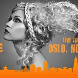 ON THE EDGE with Totally Patrick - LIVE - from Oslo, Norway