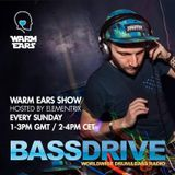 The Warm Ears Show LIVE hosted by Elementrix (Guest: Simplicity) @ Bassdrive.com (11.11.2018)