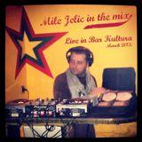 "Live in ""KulturaBar"" - March 2013."