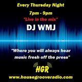 HGR-DJ WM J THURSDAY NIGHT GROOVE