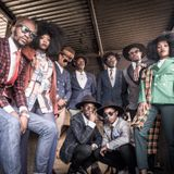 Jazzed Up Lounging meets African Rhythm