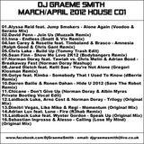 Graeme Smith - House Mix 1 - March/April 2012