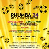 The Rhumba Is ON - Lets Get Ready To Rhumba 2015 - House House Baby