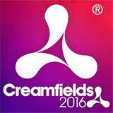 Creamfields Warm Up Mix