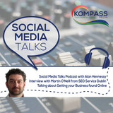 Episode #35: Interview with Martin O'Neill from SEO Services Dublin