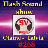 Flash Sound (trance music) #268
