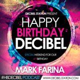 MARK FARINA (Happy Birthday Decibel)