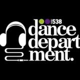 The Best of Dance Department with special guest Paul Kalkbrenner