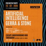 Freenetik Party presents Dispatch Recordings Clark Promo Mix