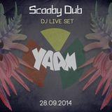 GUACAMAYO TROPICAL // Scooby Dub @ YAAM - Berlin.  (28-09-14)