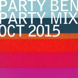 Party Ben Party Mix October 2015