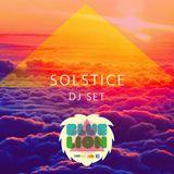 Blue Lion - Solstice