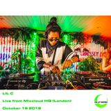 Lil C - 10.16.2019 (Live from Mixcloud HQ)