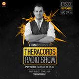 Theracords Radio Show | September 2016 | Psyched Q-BASE Re-run