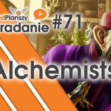 Gradanie ZnadPlanszy #71 - Alchemists