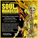 DJ Kemit presents Soul Makossa August 2015 Promo Mix