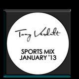 TONY VERDULT SPORTS MIX JAN'13