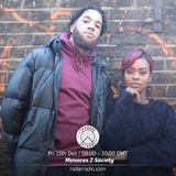Menaces 2 Society w/ Jamz & Monikah Lee - 15th December 2017