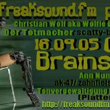AnnNumark_vs._Apple-K - Brainsuck @ Freaksound FM 16.09.05