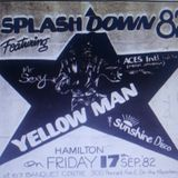 YellowMan debut Live in Toronto on Sunshine Disco  @ St Lawrence Market 18 Sep 1982  (DB Audio_2019)
