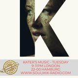 Kater's Music on SMR 25/12/2018 - Some Most Elegant Soulful House